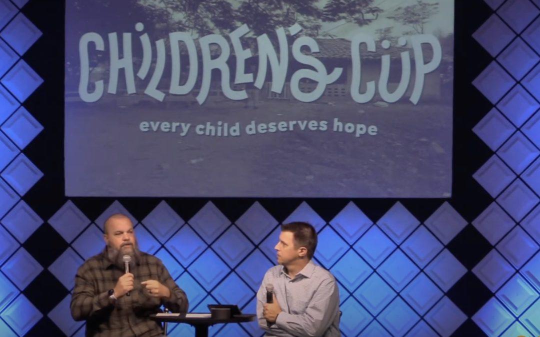 Children's Cup – Dan Ohlerking